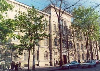 Экскурсия по библиотекам Одессы 2017