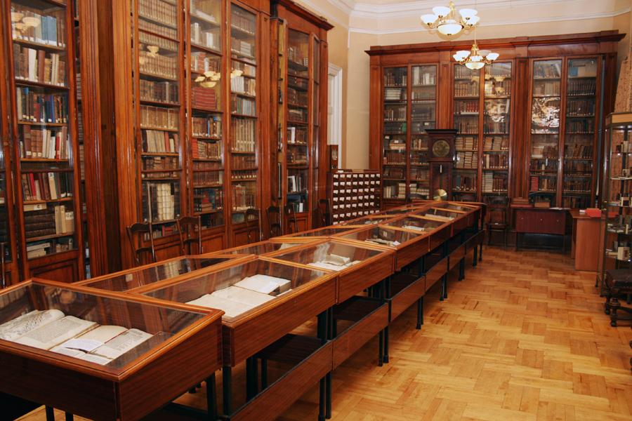 Экскурсии по библиотекам Одессы - Одесса Мама