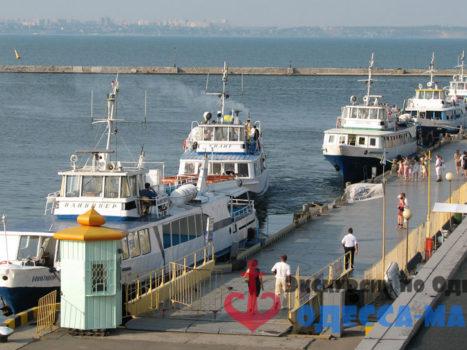 """Экскурсия """"Морская прогулка на катерах и яхтах"""" в Одессе"""