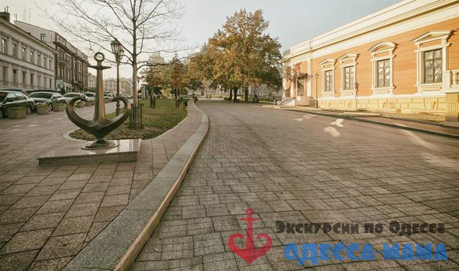 Экскурсия по романтической Одессе