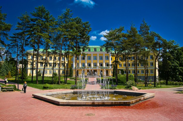 Экскурсия в Умань из Одессы