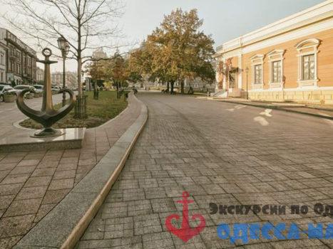 Экскурсия Романтическая Одесса