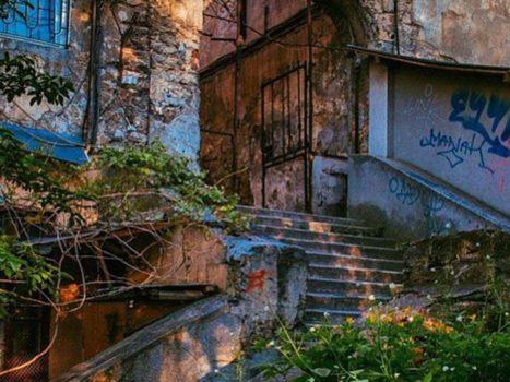 Экскурсия по одесским дворикам